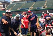 Dream Day  / Dream Days with Strike Force Baseball Academy and the Cleveland Indians.  / by Our Lady of the Wayside