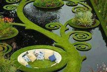 WATER GARDEN DESIGNS / Water Features