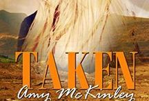 TAKEN (Five Fates Series, book 2) / The cultivation of one weapon can win the war, free their souls, and change her fate. Or destroy it.