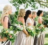 Bridesmaids / Because your girls deserve to look {almost} every bit as beautiful as you will on your wedding day!