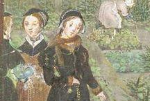 England XVI century