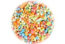 Ice Dots, Sherbet Dots & Sorbet Dots!