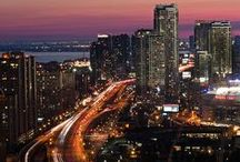 Toronto, Canada / This is where I live!