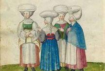 Spanish folks, XVI - XVII century