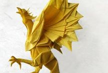 origami / origami things