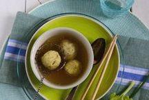 Geschmeidige Suppen / mollige Suppen | soups | Suppen für Dyspaghie | Suppen bei Zahnschmerzen | Dysphagia