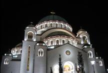 Holy Places I / by Vesna Vujovic-Utjesinovic