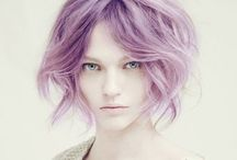 Hair colour inspiration
