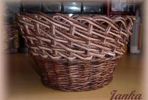 Basket Weaving / by CATHERINE HICKS