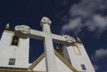 Igreja de Santo Antonio da Barra - Salvador Ba / Construída em 1560, a Igreja de Santo Antônio da Barra é um dos poucos santuários que possuem Sala de Milagres em Salvador/BA. Confira as imagens da primeira incursão dos novos bolsistas em Iniciação Cientifica Projeto Ex-votos.