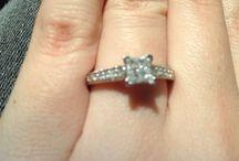 I Got The Ring!! :) / by Cristina Fernandez