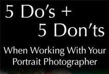 Be Informed / Helpful tips and advice for finding the right Kansas City photographer, getting the most out of your session and having a great experience with great photography.