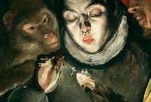 Renaissance,baroque painters