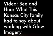 Testimonials About Our Kansas City Photography / See and hear from real clients who chose Glow Imagery to capture their most important moments.