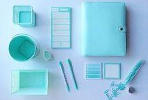 P L A N N E R ♥ / Filofax, Organisation, Planning, Cheap alternatives and hacks!