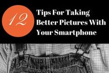 Improve Your Own Photography / Helpful tips, advice and lessons for how to take better pictures yourself.