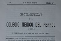 Imaxes da Historia. Revistas sanitarias galegas