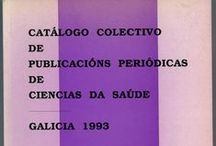 Imaxes da Historia. Bibliotecas do Sergas / Imaxes da historia das bibliotecas do Sergas