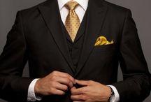 Men Fashion / by Bob Terrance Saunders #2