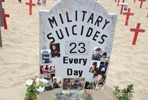 22 a day is too many. Warrior Pointe understands this / We are loosing 22 war fighters a day. Yes, a day. This is too many. It's time we got serious and took this subject head on.  Want to share your story? Want to honor someone you lost? Email me at submission@warriorpointe.org **Flounder**, msg pics with description to me, here, or friend me on FB at Morrigan La Roux  ***Flounder*** submission@warriorpointe.org or msg pics with description to me, here.