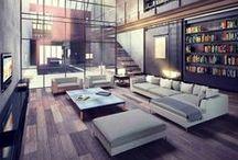 Styles ~ Loft Living
