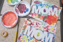 Presentes caseiros / Ideias para de presentes para fazer em casa com as crianças