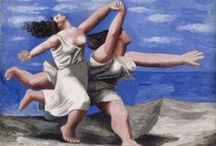 """""""Picasso: Celebrate!"""" / See the complete blog entry. Remember to comment! — http://www.irequireart.com/blog/?p=561"""