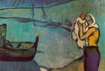 """""""Picasso: Ode to Motherhood"""" / See the complete blog entry. Remember to comment! — http://www.irequireart.com/blog/?p=517"""