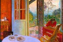 """""""Pierre Bonnard"""" / See the complete blog entry. Remember to comment! — http://www.irequireart.com/blog/?p=431"""