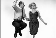 """""""Philippe Halsman: Jump!"""" / Share your thoughts at the Blog! — irequireart.com/blog/?p=855"""