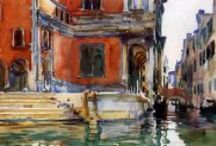 """""""John Singer Sargent: Watercolors"""" / Leave your comments! — http://www.irequireart.com/blog/?p=962"""