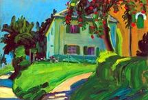 """""""Gabriele Münter"""" / Leave your comments! — http://www.irequireart.com/blog/?p=1016"""