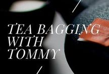 Tea Bagging with Tommy - WIP / This is a WIP for a m/m short story I'm working on.