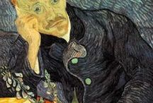 """""""Vincent van Gogh's Ear"""" / Share your opinion: Vincent or Gauguin? at the blog — http://www.irequireart.com/blog/?p=1664"""