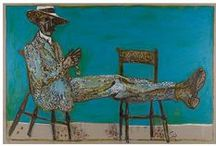 """""""Billy Childish: Interview"""" / """"I'm not romancing a past time but I'm not nailing myself to the 21st Century either... Great art transcends time. I don't choose my influences – they choose me."""" — http://www.irequireart.com/blog/?p=1796"""