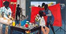 """""""Kerry James Marshall: Mastry — #MetBreuer, NYC"""" / Share your thoughts! — http://www.irequireart.com/blog/?p=2005"""