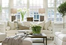 Lets Live Here! / Interior design for living rooms         http://overberginteriors.co.za/living-rooms/