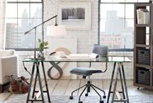 Let's Work Here! / Home office interior design