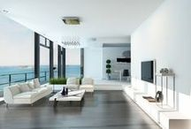 Beach House Interiors / http://overberginteriors.co.za/beach-house/