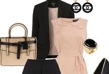Fashion Inspiration / by Renee (Rina) Ahearn