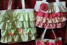 bags & stuff / diy projects / by Sara Romero