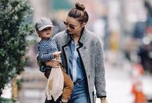 flynn & miranda  / some baby boy & mummy style and outfit inspiration