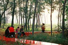 landscape movement