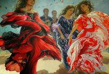 Dance /bailar / by Sonia Marte