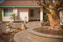Retaining Walls / Western Pavers can help you envision the many creative ways you can use pavers and wall block in your outdoor spaces. Retaining walls pavers are the perfect fit for your natural elements.