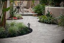 Western Pavers Walkways / Welcome friends and family into your home with a  San Diego Pavers Walkway