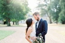 Weddings - rustic French/ Italian chic