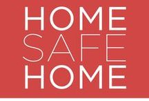 Home Safety Info & Ideas / Home safety extends well beyond the bathroom. We're pinning tips and information on staying safe and secure at home.