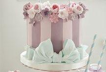 Alara'dan ikramlıklar / Doğum günü pastaları, ikramlıkları ve masa süslemeleri