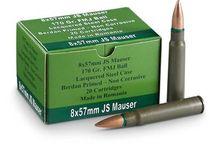 8x57 JS Mauser / Rifle